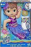 BABY Alive - Sirène Scintillante 'Splash' (Cheveux Bruns) - Splish, Splash et jouez Toute la journée.