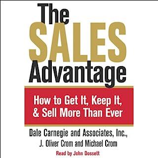 The Sales Advantage cover art