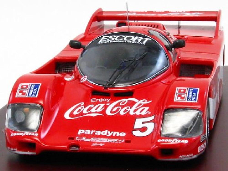 conveniente Porsche 962 Daytona 1985 Long Long Long Tail No.5 (Resin model) [Juguete] (japan import)  opciones a bajo precio