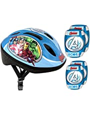 Stamp Combo (Helm + Elbow & Knee Pads),