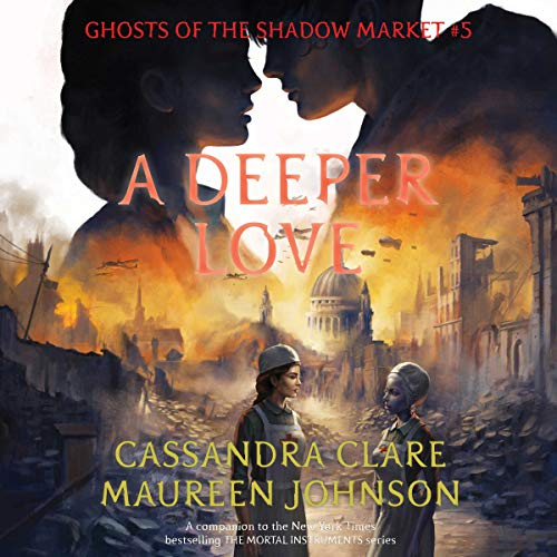 A Deeper Love audiobook cover art