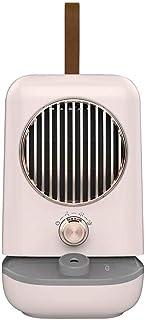 ASDFGH Calefacción Auxiliar Personal del radiador de calefacción Permanente, bajo Consumo de energía, antiescaldadura la Cubierta del Acoplamiento de la Oficina de Escritorio Inicio