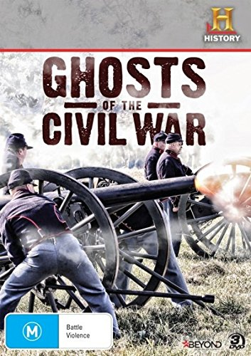 Ghosts of the Civil War - 3-DVD Set ( Gettysburg / Images of the Civil War / Lee & Grant ) [ Australische Import ]