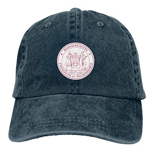 Massachusetts Institute of Technology Adult Cotton Adjustable Outdoor Cowboy Hat Hip Hop Hat
