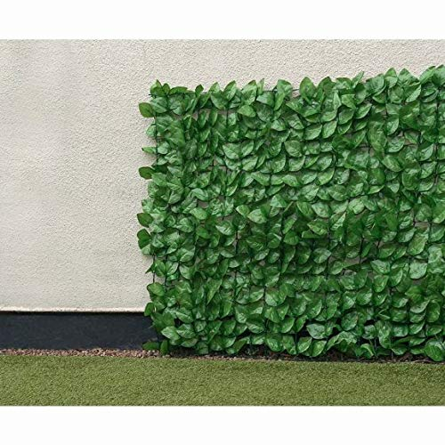 A2Z Home Solutions Lovely Addition Garden Outdoor Artificial Screening Perfect for Covering Walls and Fences - 1 x 3m