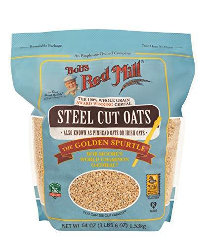 Bob's Red Mill Steel Cut Oats, 54 Oz