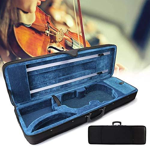 Funda para violín 4/4 con 2 correas ajustables,...