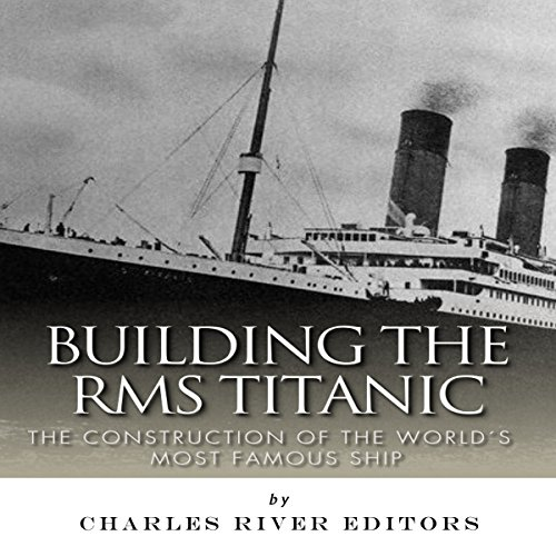 Building the RMS Titanic audiobook cover art