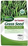 Scotts Turf Builder Grass Seed Tall Fescue Mix, 7 lb. - Full...