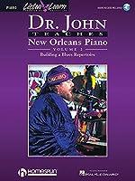 Dr. John Teaches New Orleans Piano: Building a Blues Repertoire