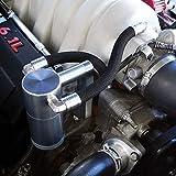UPR Products 2005-2010 Billet Oil Catch Can 6.1 HEMI Technology Z Bracket