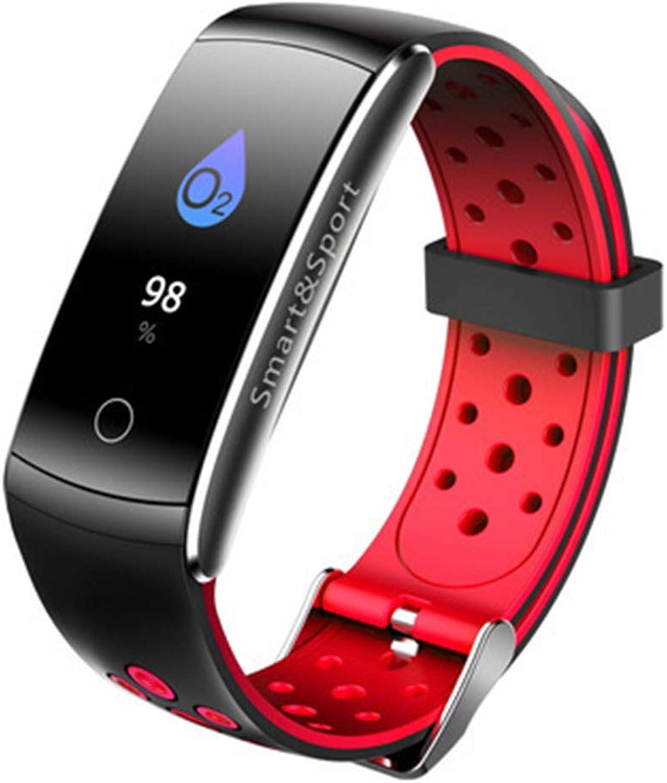 WANGXN Fitness Tracker Mit Blautdruckmessgert Und IP68-Aktivitts-Trackern