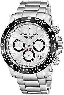 ساعة يد للجنسين من ستيرلينج اوريجنال، من الستانلس ستيل، 891.01