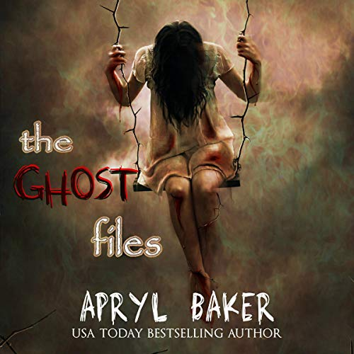 The Ghost Files audiobook cover art