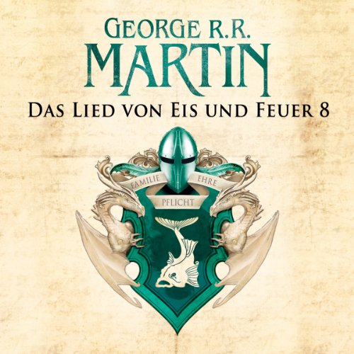 Game of Thrones - Das Lied von Eis und Feuer 8 audiobook cover art
