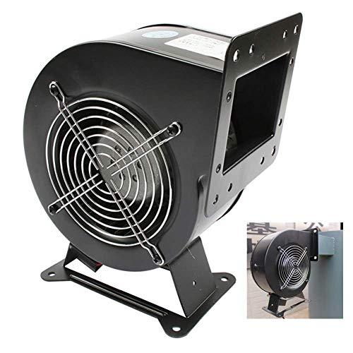 YANGSANJIN Soplador centrífugo con cojinete de Manguito, Ventilador Comercial silencioso Industrial de 80 vatios, para ventilación por conductos, extracción de Humo