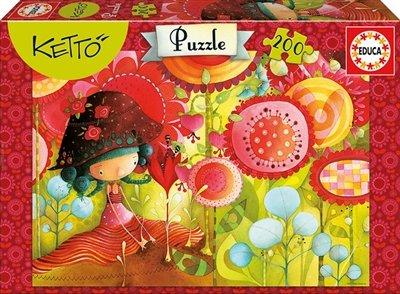 Educa - Puzzle con diseño Ketto, 200 Piezas (16813)