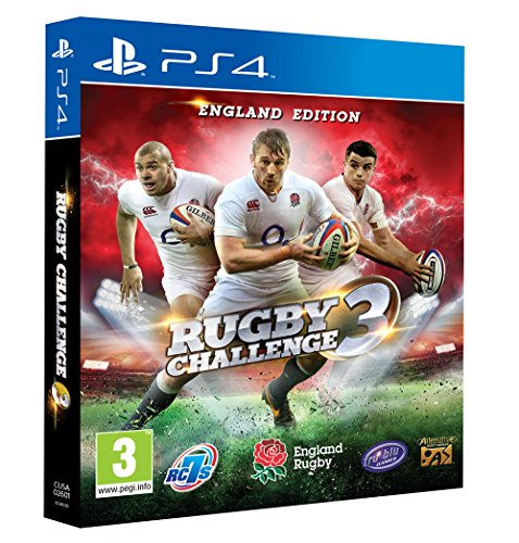 Rugby Challenge 3 (PS4) (New)