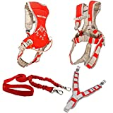 MDXONE Kids SKI Trainer Child SKI Harness with Rope and Absorb bungees