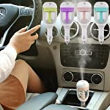KH Enterprise Air Humidifier Car Plug Humidifier Air Purifier Freshener