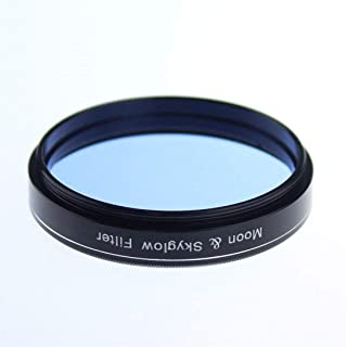 2 Inch Moon & Sky-Glow Filter Light Pollution Filter for Telescope Eyepiece Lens
