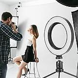 DAUERHAFT Lámpara de Relleno de Video LED Diseño de Interfaz USB de luz de Relleno de fotografía, para Maquillaje