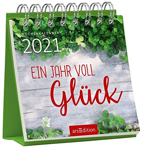 Miniwochenkalender Ein Jahr voll Glück 2021