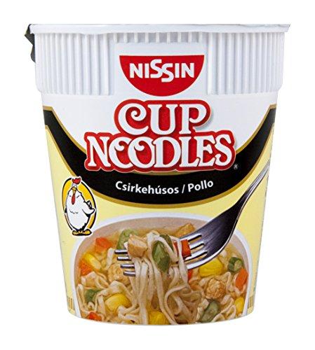 Eurofood Cup Noodles al Pollo - 63 gr