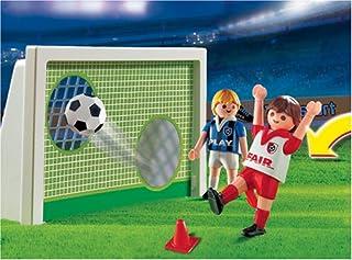 9826 Sports /& Action Playmobil Sanitäter mit Fußballspieler NEU OVP