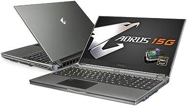"HIDevolution AORUS 15G XB-8US6150MH, 15.6"" FHD 300Hz IGZO LCD, 2.3 GHz i7-10875H, RTX 2070 Super Max-Q, 32 GB 3200MHz RAM,..."