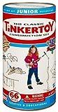 Tinkertoy Classic Construction Set: Junior Builder