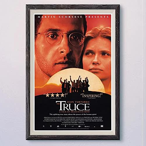 Stampa murale la tregua Classic Movie HD Poster Art Home Decoration 60x90cm
