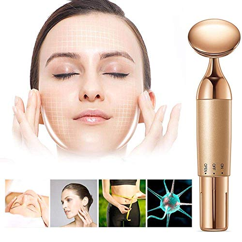 MIDMART™ Face Vibratory Massager for Instant Face Lift,Anti-Wrinkles, Skin Tightening, Eliminate Dark Circles for Women Face Slimmer Tool, face massager