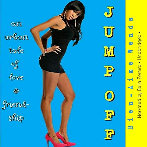 Jump Off audiobook cover art