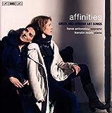 Affinities/Chants grecs et allemands