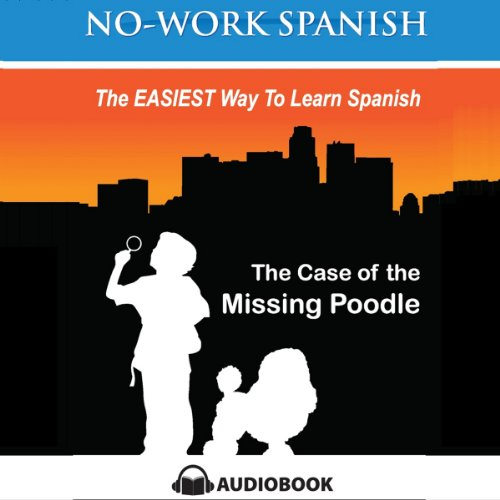 The Case of the Missing Poodle audiobook cover art