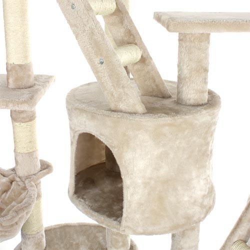 Happypet CAT013-3 Kratzbaum deckenhoch - 8