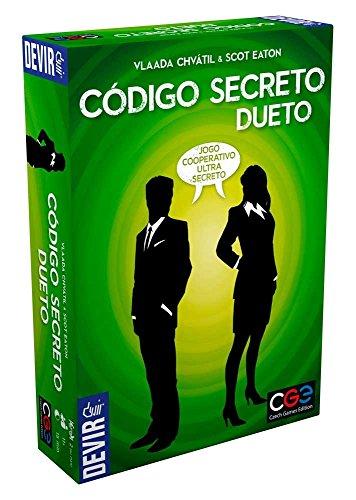 Código Secreto Dueto Devir
