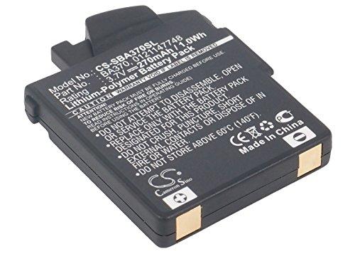 Battery Replacement for SENNHEISER PXC 310 BA 370 PX MM 550 MM-550-X 450 Travel 550 Travel MM 400 MM 400-X MM 450 MM 450-X MM 500-X PCX 360 BT PX 210 BT