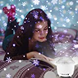 Night Light Projector 2-in-1,Projector Night Lamp with Timer Decoration Night...