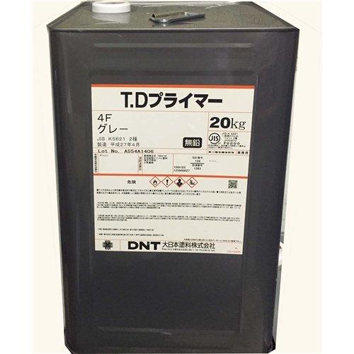大日本塗料 TDプライマー 速乾さび止めグレー 20kg
