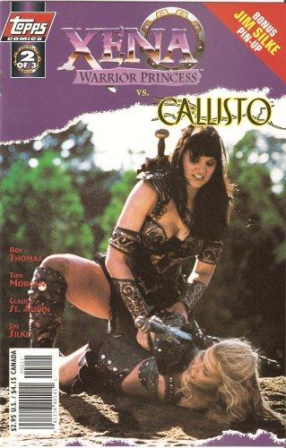 Download Xena: Warrior Princess Vs. Callisto #2 (Photo Cover) March 1998 B00139QU38