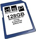 128GB Speicherkarte für Canon PowerShot SX610 HS