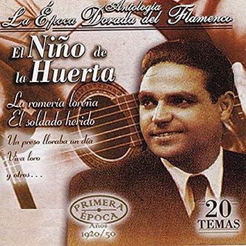 El Niño de la Huerta, La Época Dorada del Flamenco