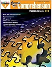 Newmark Learning Common Core Comprehension Practice- Grade 3