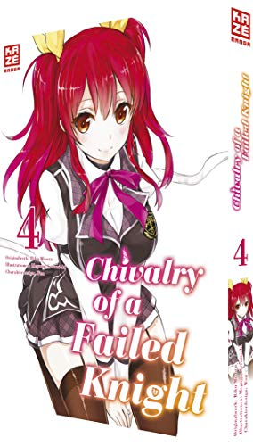 Chivalry of a Failed Knight - Band 04