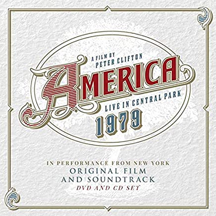 America - Live In Central Park 1979 (2019) LEAK ALBUM