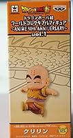 ドラゴンボール超 ワールドコレクタブルフィギュア ~ANIME 30th ANNIVERSARY~vol.1 クリリン 単品