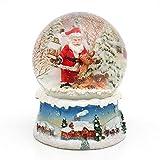 Boule de neige, Santa, dimensions H/l/Ø...