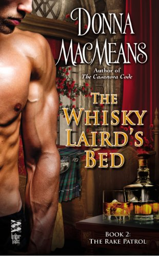 The Whisky Laird's Bed (Rake Patrol Book 2) (English Edition)